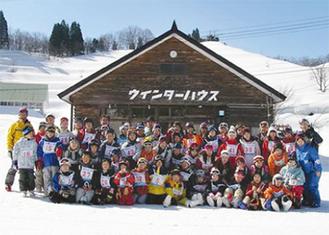 新潟県で雪に親しむ