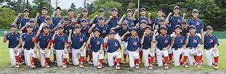 関東大会出場を決めた選手たち
