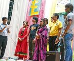 国際色豊かな学園祭