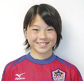 笑顔をみせる武田愛美さん