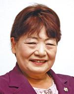 國兼 晴子さん