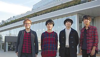 左から鈴木さん、佐藤さん、穴山さん、中山さん