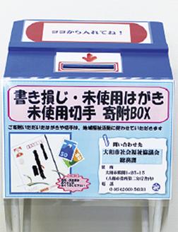 寄付ボックス