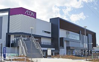 3月16日にグランドオープンとなるイオンモール座間の外観