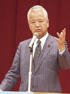 「良い日本、後世残すため」