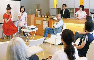 FMやまとの川島ノリコさんが司会を務めた