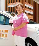 訪問担当歯科衛生士の加山さん