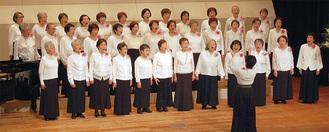 本居長世をうたう会による合唱