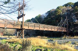 大和誕生100年緑の架け橋