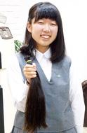 14歳が「髪を切る」理由