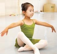 個性見つけるバレエ教室