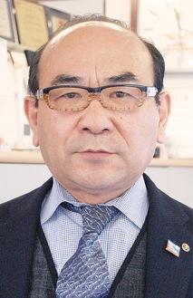 橋本 日吉さん株式会社東邦通信システムズ代表取締役(69歳)