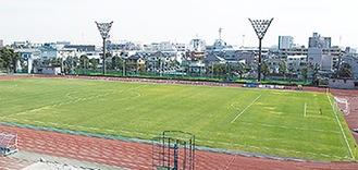 大和スポーツセンター競技場