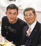 恩師の吉田さんと