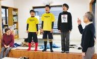最年少で詩吟の県大会へ