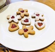 親子でお菓子作りに挑戦