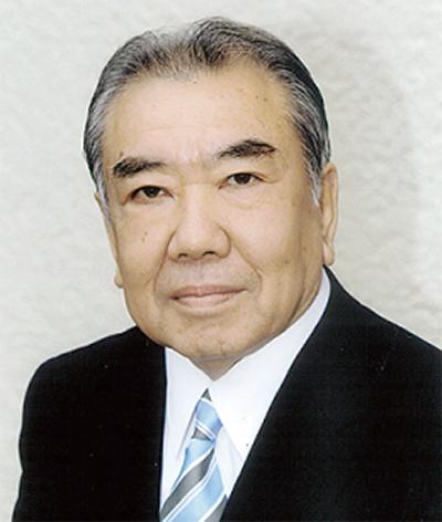 貝塚吉高さん立候補を表明