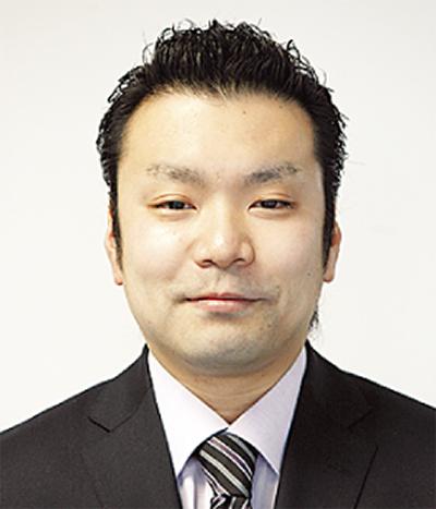 二見健介さん立候補を表明