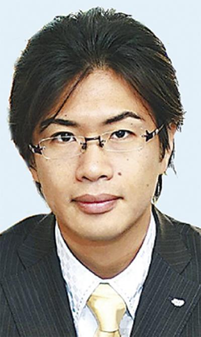 伊澤(いさわ)健志朗さん立候補を表明