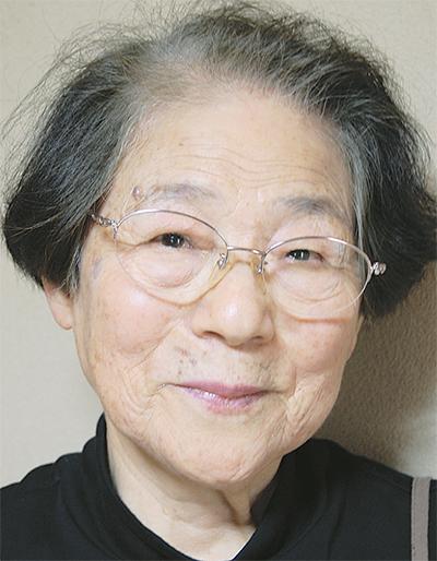 條川 知子さん