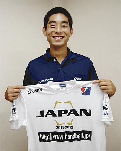 16歳以下日本代表に