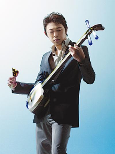 津軽三味線とピアノ共演