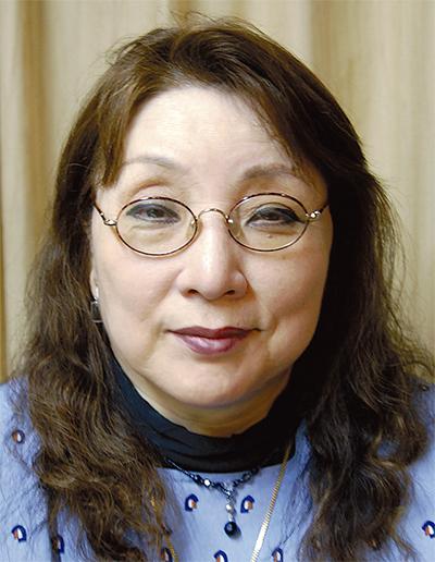 萩生田(はぎうだ)千津子さん