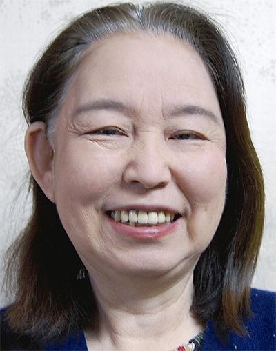 落合 昌子さん