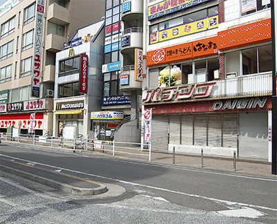 史上初の計画停電 神奈川県大和市  待機
