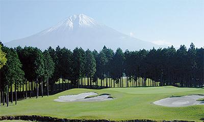 4月は西富士でゴルフ