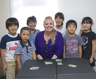 子ども英会話・中国語