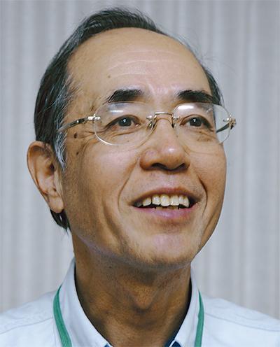 大濱 昭さん