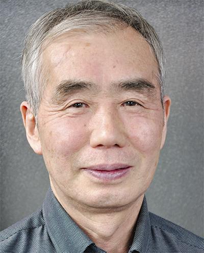 鈴木 昌男さん(雅号・鈴木清蒲(せいほ))