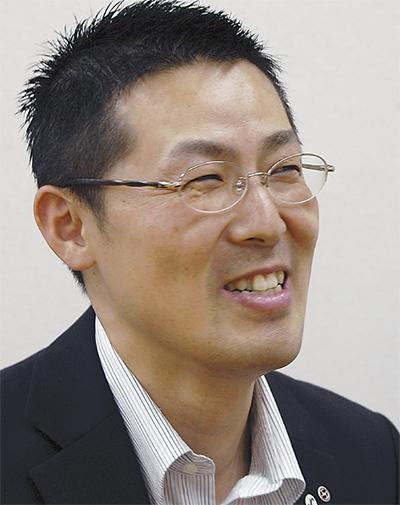 笹森 浩史さん