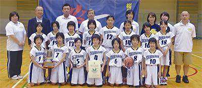 県大会で優勝、関東大会へ