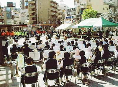地域ぐるみの文化祭