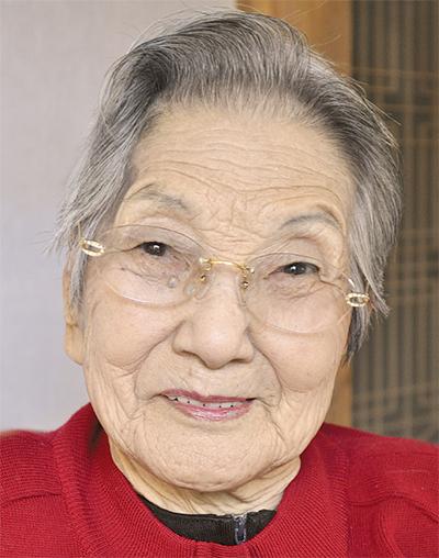 井上 美佐さん(雅号・井上春陽(しゅんよう))