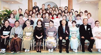 大和茶道会が40周年