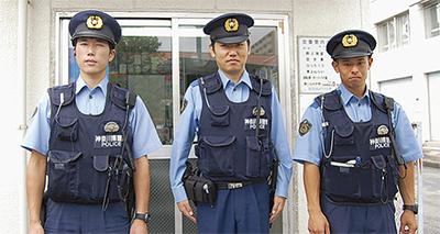 交番通信 Vol.3 南林間駅前交番 | 大和 | タウンニュース