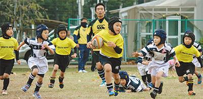 羽ばたけ未来の日本代表