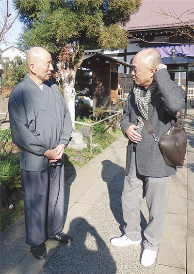 「ぶらり」常泉寺へ