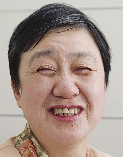 織戸 郁子さん