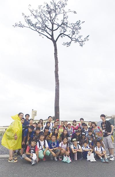 陸前高田市を訪問