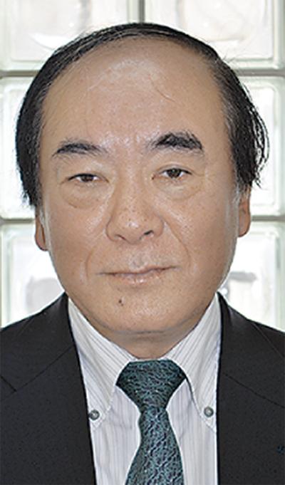 渡辺伸明さん 出馬を表明