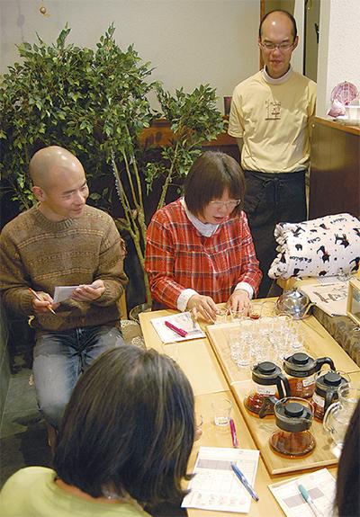 市民と築く喫茶店文化