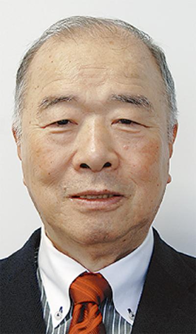 佐藤信嘉氏出馬を表明