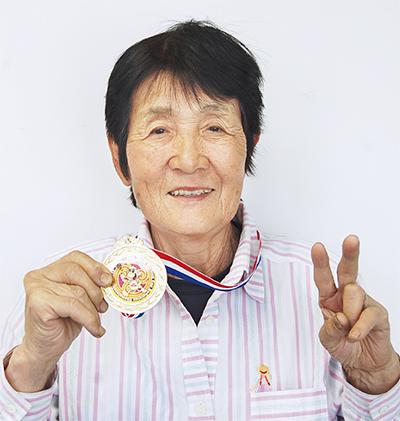 台湾の世界大会で金