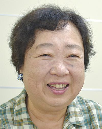 小宮山 利恵子さん