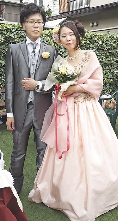 地元で温かな結婚式