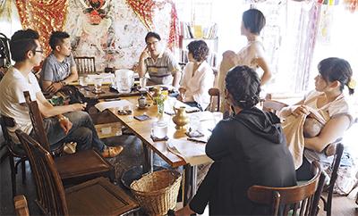 「コミカフェを作る会」発足